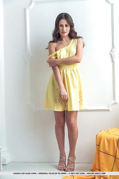Beautiful teen Lilian A..